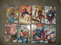 Collection Of DC Comics - Teen Titans / Animal Man / Checkmate - x60 SC - (1988/2008)