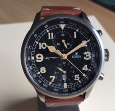 BÜREN – Racing-Chronograph, Swiss men's watch