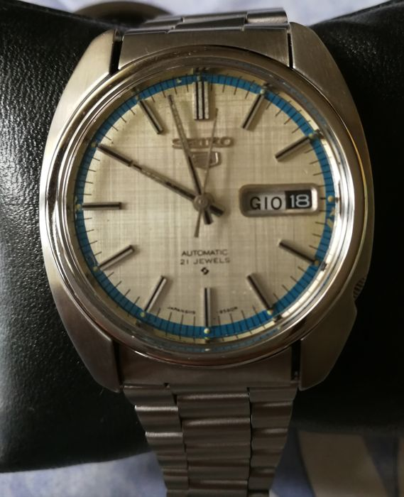 Seiko 5 – year 1970 – men's