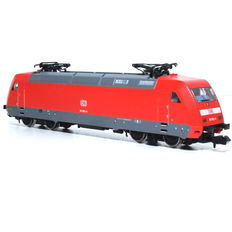 Roco N - From set 21200 - Electric locomotive 101 series of the DB