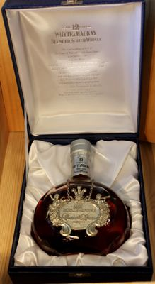 Whyte & Mackay Special Bottling to Royal Wedding (Charles & Diana), 29th July 1981, Scotch Whisky, 75cl, 40% vol.