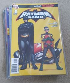 Collection Of DC Comics – Batman And Robin Vol 1 – Complete Set – Issues 1-26  - (2009/2011)