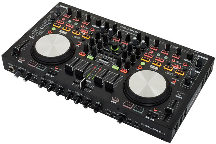 denon dj mc6000 mk2 digital dj midi controller mixer catawiki. Black Bedroom Furniture Sets. Home Design Ideas