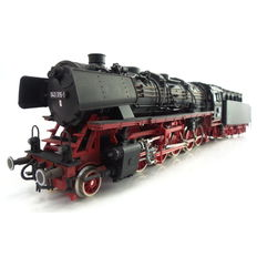 Roco H0 - 04126A - Goods train steam locomotive with tender BR 43 of the DB