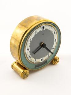 Leon Hatot ATO desk clock – Art Deco – 1930s