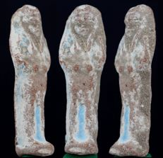 Egyptian clay Shabti - ca. 5,0 cm c. 1,96 inches