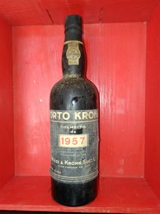 1957 Colheita Port Wiese & Krohn - bottled in 1975