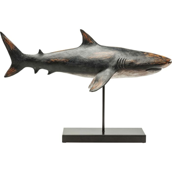Shark (61 cm) on stand