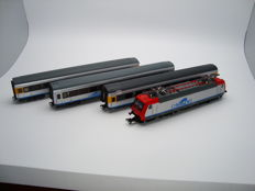 "Märklin H0 - 26544 - ""Cisalpino"" Express Train Pack of the SBB/CFF"