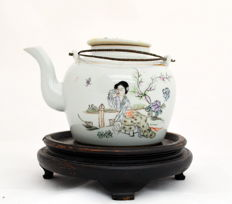 TongHua Teapot - China - early 20th century(republic period)