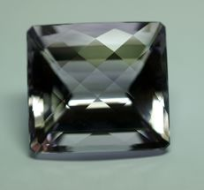"Ametyst ""Rose de France""- Violet  - 86.67 ct"
