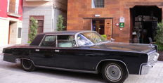 Chrysler - Imperial LeBaron 4 door - 1966