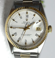 Rolex Oyster Perpetual date  1501 Unisex Year 1966