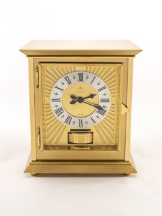 Jaeger-LeCoultre Atmos V ROYALE table clock - 1970s