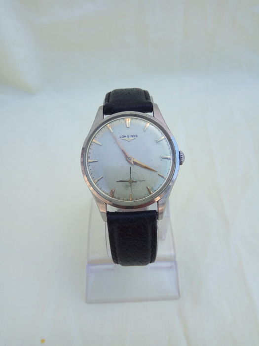 Longines 17 Jewels Cal 30l Swiss Made men's watch 1950