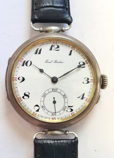 Paul Buhre marriage wrist watch - Switzerland ,Made for Imperial Russia, 1900s