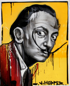 Jone Hopper - Legends never die, Dali