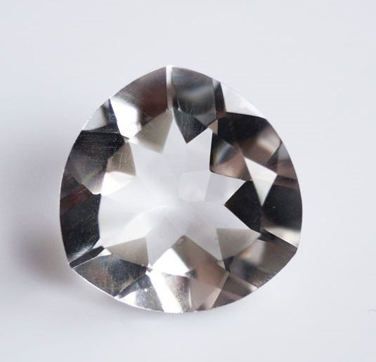 Rock Crystal - 10.27 ct