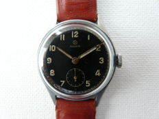 ANKER Bimag World War Two Era Heer Military Wristwatch Circa 1937/8