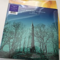The Smashing Pumpkins, lot of 2 audiophile 180 grams 2LP sets: Pisces Iscariot and Oceania