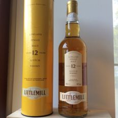Littlemill 12 years old - OB