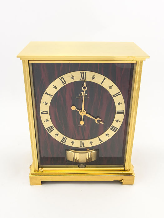 Jaeger-LeCoultre Atmos VII EMBASSY table clock, 1960s