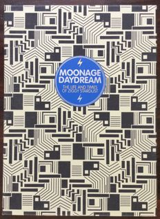 """Moonage Daydream"" : Limited Edition book signed by David Bowie and Mick Rock"