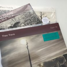 Theo Travis (Robert Fripp, Steven Wilson) lot of 3 limited edition audiophile LPs on Tonefloat
