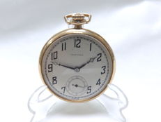 Tavannes Watch Co. Pocket Watch – Lepine and Remontoir – Late 19th Century