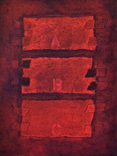 Renaat Ivens - Abstract A B C