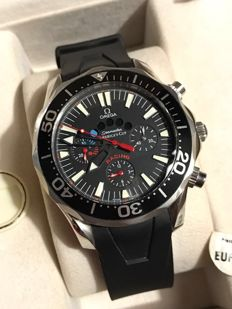 Omega Seamaster Reggata Chronograph 44mm.Collectors Watch.