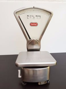 Gorgeous Original Berkel Scale - Type 0 - 1960s