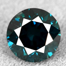 Blue Diamond – 0.61 ct
