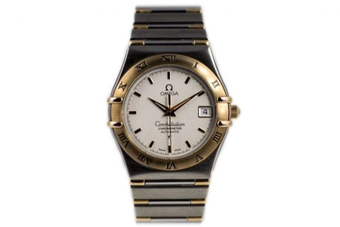 Omega Constellation 18k Gold - Men's watch