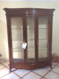 Stilema 700 wooden showcase - Italy