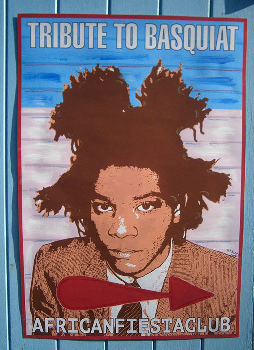 Jack Risto - Tribute to Basquiat.