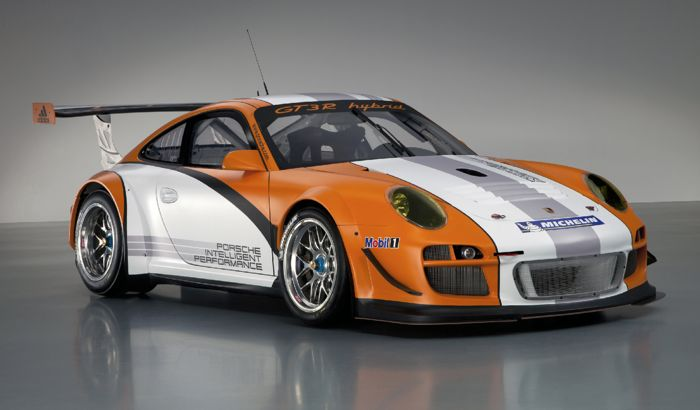 Porsche 911 GT3 - Plexiglass 5 mm - dimensions 130 x 76 cm - year 2015
