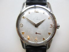 Lemania calibre 3610 automatic – men's wristwatch – 1950s