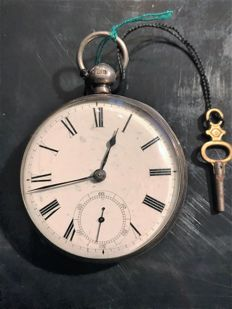 Waltham Massachussets – Watch destined for the English market.