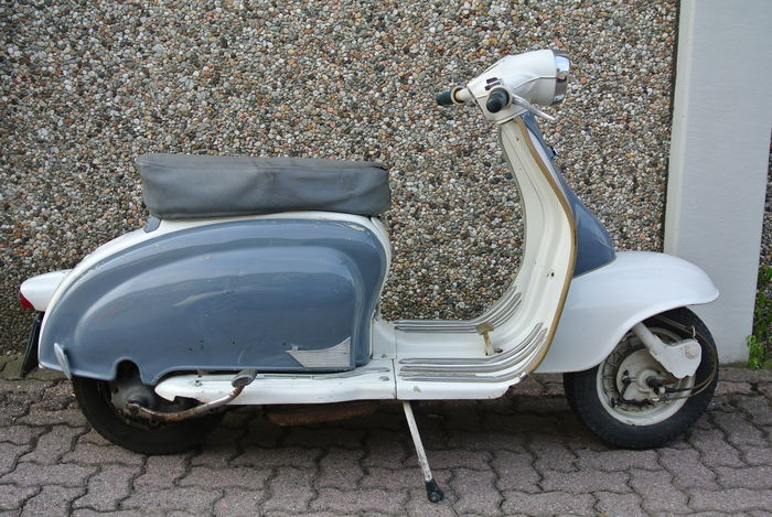 Innocenti - Lambretta LI 125, 2nd series - 1961