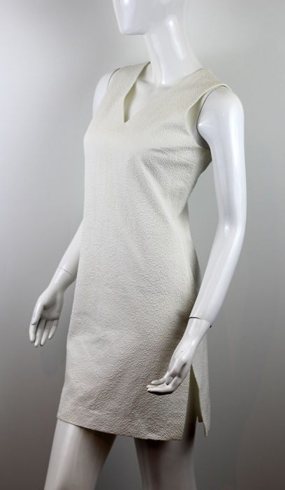 Gianni Versace Vintage 90's White Summer Dress ***No reserve price***