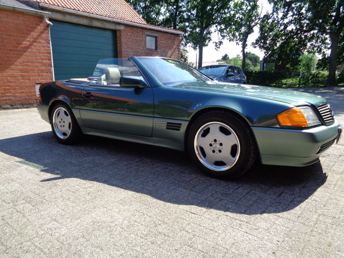 Mercedes-Benz - SL500 decappottabile/roadster - 1994