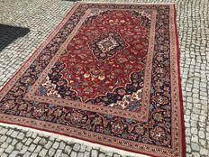 IRAN / PERSIAN KESHAN Rug- 305x205cm -hand knotted  / TOP