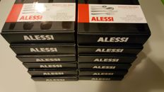 Ettore Sotsass for Alessi - lot of 48 piece 'Nuovo Milano' set
