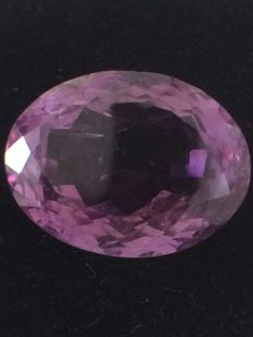 Amethyst  - 17.44 ct - No reserve price
