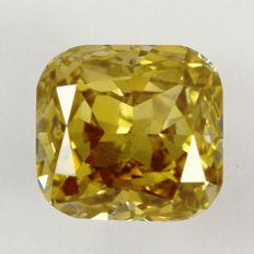 Diamond – 0.48 ct, VS2