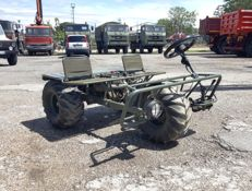 Alpen 3 MTA90 Military tricycle