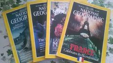 National Geographic Magazine, Complete collection - 1982/2005