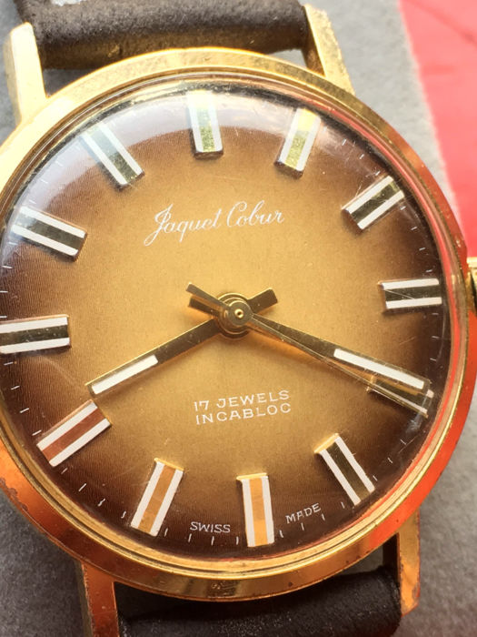 Jaquet Cobur – Men's – 1960