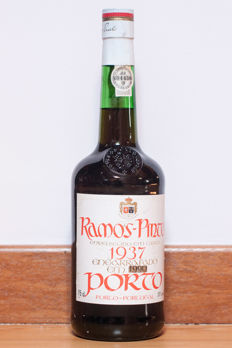 1937 Colheita Port Ramos Pinto - bottled in 1990